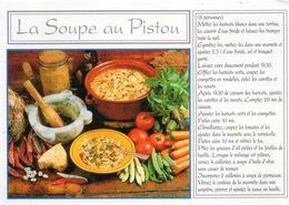 LA SOUPE  AU  PISTOU  ,  Ricetta - Ricette Di Cucina