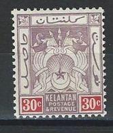 Kelantan SG 21, Mi 24 * MH - Kelantan