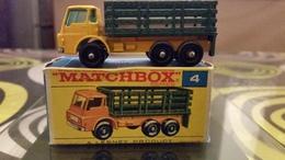 Matchbox 4d Stake Truck NMIB - Matchbox (Lesney)