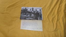 PHOTO DE 1959 A ETUDIER. / PETIT TEXTE PARIS BUREAU DU MATERIEL AMERICAIN POUR L'ARMEE MAROCAINE... - Guerra, Militares