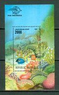 Indonesia 1997 - ZB Bl 140**, Yv Bl 116** - Indonésie