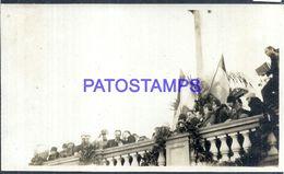 92345 PARAGUAY HELP POLITICA MILITAR DISCURSO PHOTO NO POSTAL POSTCARD - Paraguay