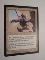 CARTE DE JEU MAGIC THE GATHERING (en Français) : CAVALERIE CHASSE-NUAGES - Magic The Gathering