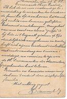 Kieldrecht-Beveren, 1918, Overlijden Krijgsgevangene In Hameln+ Bidprentje, Militair, Bericht Pastoor Concentratiekamp - Beveren-Waas