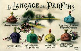 LANGAGE DES PARFUMS  REX 2015 - Fantaisies