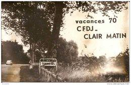 47  Tonneins -   Vacances 70 CFDJ - CLAIR MATIN - Tonneins