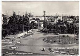 TREVIGLIO - SCORCIO PANORAMICO - BERGAMO - 1958 - Bergamo