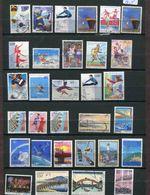 Japon Ob - Lot 4.- 1 -     Sports Et Ponts - Collections, Lots & Séries