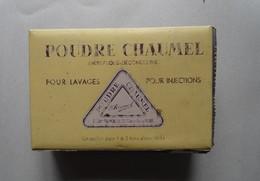 M23- BOITE POUDRE CHAUMEL - Matériel Médical & Dentaire