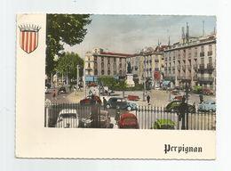 66 Perpignan Place Arago Parking Traction ..1960 - Perpignan