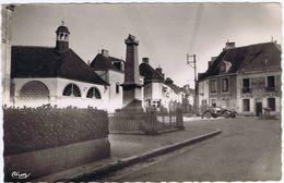72 - Ballon (Sarthe) - Place De L'église - Andere Gemeenten