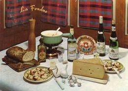 LA  FONDUE  ,  Ricetta - Ricette Di Cucina