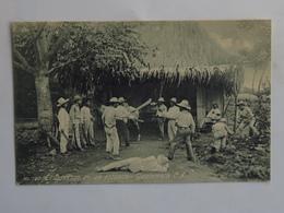 C.P.A. GUATEMALA : El Domingo En Un Estanco - Guatemala