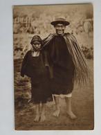 C.P.A. GUATEMALA : Indios De ILOM Con Suyacal - Guatemala