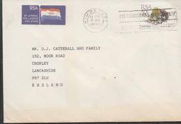 3271  Carta  Aérea  Kimberley 1990 Sud África - África Del Sur (1961-...)