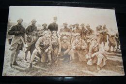 Carte Photo Soldats 150e RI FM Bar Fusil Mitrailleur Années 1920 - Guerre, Militaire
