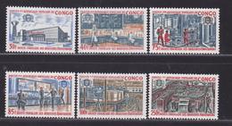 CONGO N°  328 à 333 ** MNH Neufs Sans Charnière, TB (D6642) Brasseries Kronenbourg - Congo - Brazzaville