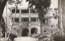 CARTE-PHOTO  HAITI HOTEL SANS SOUCI  PORT AUPRINCE ?? - Haïti