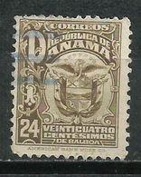 Panamá. 1924. Escudo. - Panamá