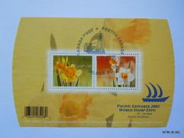 CANADA Pacific Explorere 2005, World Stamp Expo, 21 - 24 April, Sydney, Australia, Fine Used. SG: MS 2338 - Usados