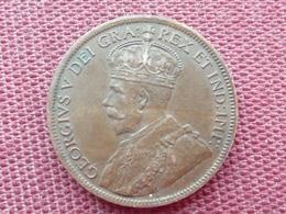 CANADA Monnaie De One Cent 1918 - Canada