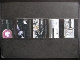 TAAF: TB Bande N° 632/636, Neuve XX. - Unused Stamps