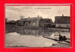 27-CPA CANTIERS - France