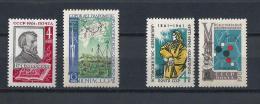 URSS588) 1961 - Lotto Annata - 4 Serie Cpl MNH** - 1923-1991 USSR