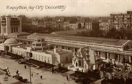 75 PARIS 1925 EXPOSITION DES ARTS DECORATIFS - Ausstellungen
