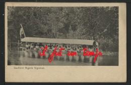 SOUTHERN NIGERIA GIGCANOE - Nigeria