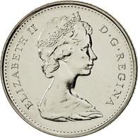 Monnaie, Canada, Elizabeth II, 10 Cents, 1975, Royal Canadian Mint, Ottawa, FDC - Canada