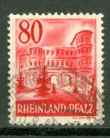 Rheinland-Pfalz 40 O - Zone Française