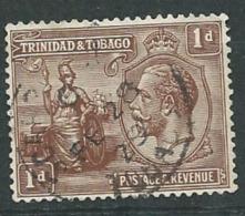 Trinité - Yvert N° 111  Oblitéré   -  Pa12112 - Trinité & Tobago (...-1961)