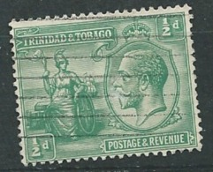 Trinité - Yvert N° 110  Oblitéré   -  Pa12113 - Trinité & Tobago (...-1961)