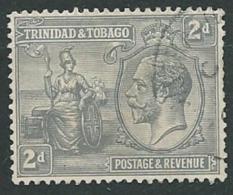 Trinité - Yvert N° 113  Oblitéré   -  Pa12115 - Trinité & Tobago (...-1961)