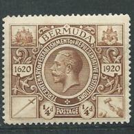 Bermudes   - Yvert N° 64 *  -  Pa12118 - Bermuda