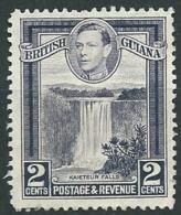 Guyane Anglaise    - Yvert N° 163 (*)   -  Pa12119 - Guyane Britannique (...-1966)