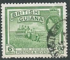 Guyane Anglaise    - Yvert N° 190 Oblitéré     -  Pa12122 - Guyane Britannique (...-1966)