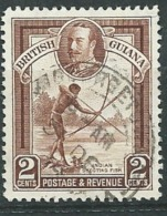 Guyane Anglaise    - Yvert N° 143 Oblitéré     -  Pa12123 - Guyane Britannique (...-1966)