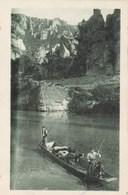Gorges Du Tarn, La Traversée Du Tarn D'un Troupeau Au Cirque Des Beaumes (pk45440) - Frankrijk