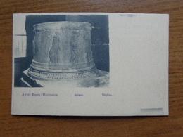 Griekenland - Greece / Delphes, Autel-Marmaria --> Unwritten, With Stamps 1917 - Grèce
