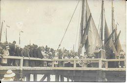 Photo Cpa Bénédiction De La Mer Le Crotoy -Somme- Voir Dos - France