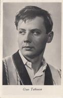Russischer Schauspieler, Fotokarte 1961 - Schauspieler