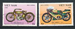 Viêt Nam : Motos, Harley-Davidson (1913), Minnarelli (1984) - Motos