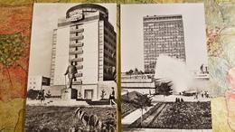UZBEKISTAN. TASHKENT. 4 POSTCARD LOT - 1976 - Uzbekistan