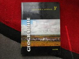 Géographie 3e (G. Toussaint) éditions Hatier De 1964 - Books, Magazines, Comics