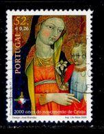 ! ! Portugal - 2000 Christ Birth - Af. 2640 - Used - Usati