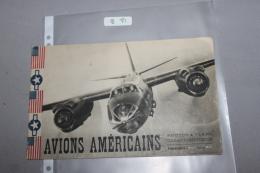 Revue Sur Les Avions Américains Fascicule 1 - 1939-45