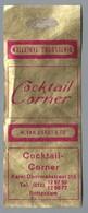 Suikerwikkel.- COCKTAIL CORNER KAREL DOORMANSTRAAT 316 ROTTERDAM. Sugar. Zucchero. Suiker. - Sugars