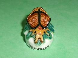 Fèves / Animaux : Papillon , Les Papillons   T113 - Tiere
